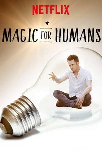 Magic for Humans Poster