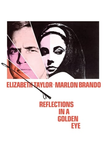 voir film Reflets dans un oeil d'or  (Reflections in a Golden Eye) streaming vf