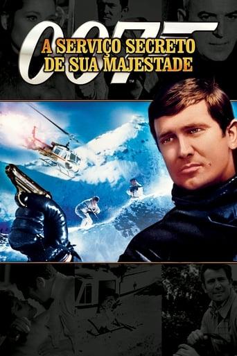 007 - A Serviço Secreto de Sua Majestade - Poster