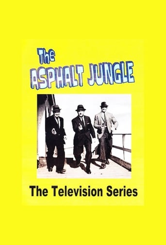 Capitulos de: The Asphalt Jungle
