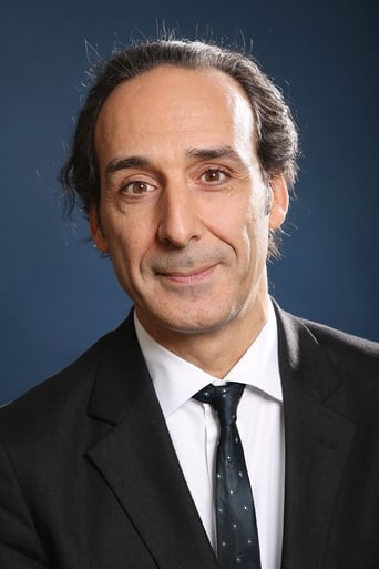 Alexandre Desplat - Original Music Composer