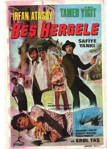 Poster of Beş Hergele