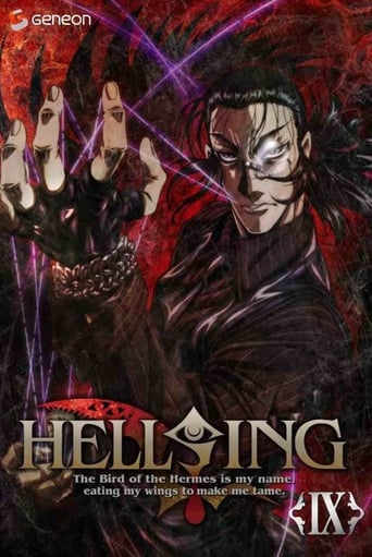 Poster of Hellsing Ultimate IX