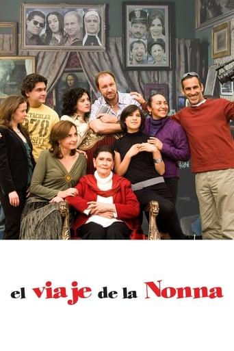 Poster of El Viaje de la Nonna