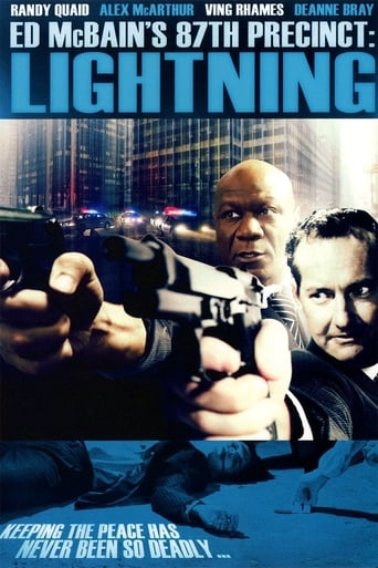 Poster of Ed McBain's 87th Precinct: Lightning