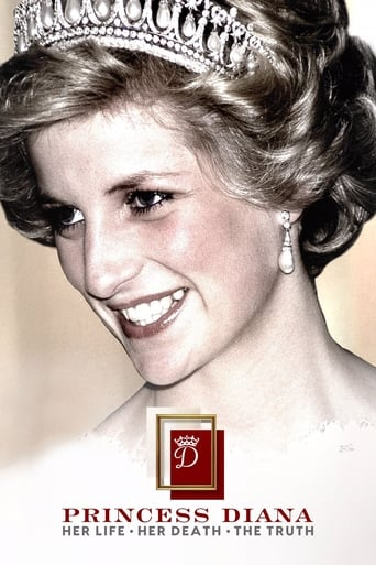 Poster of Princess Diana: Her Life - Her Death - The Truth