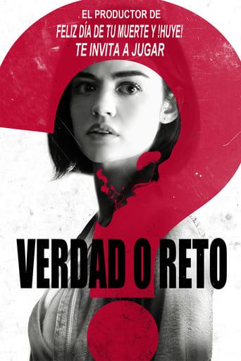 Poster of Verdad o reto