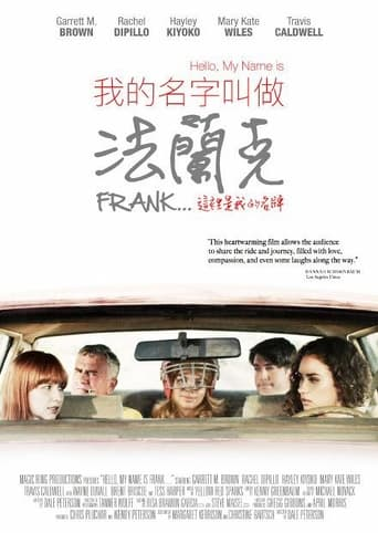 Poster of Hello, My Name Is Frank