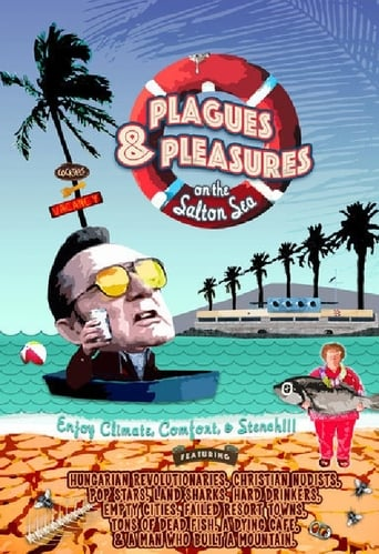 Poster of Plagues & Pleasures On the Salton Sea