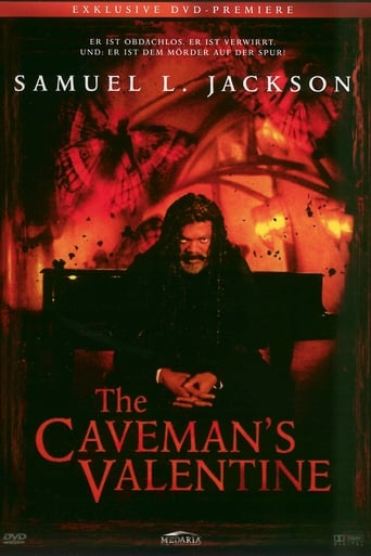 Poster of The Caveman's Valentine