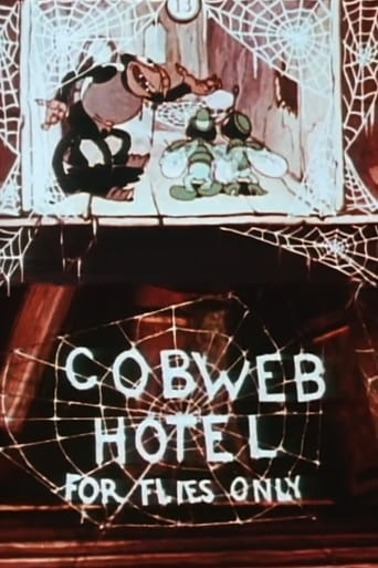Poster of The Cobweb Hotel