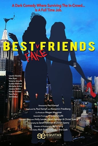 Poster of Best Fake Friends