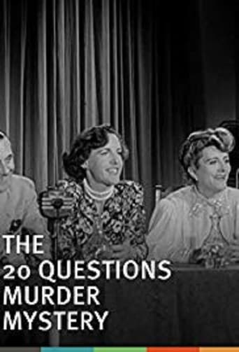 Poster of The Twenty Questions Murder Mystery