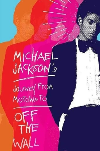 Poster of Michael Jackson. De la Motown a Off the Wall