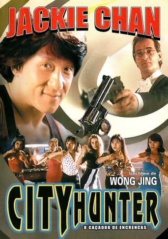 City Hunter O Caçador de Encrencas - Poster