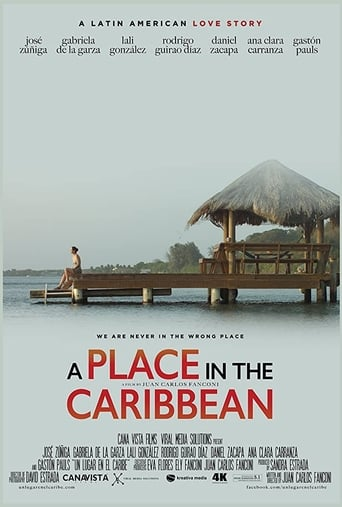 Poster of A Place in the Caribbean