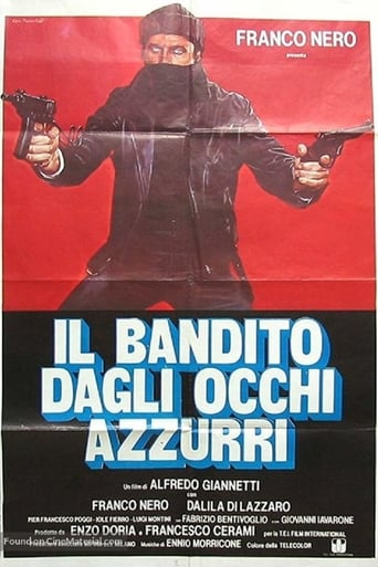 Poster of The Blue-Eyed Bandit