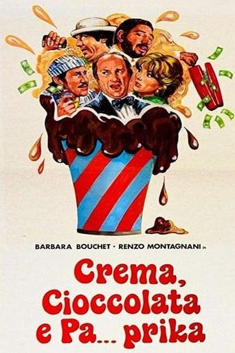 Poster of Crema cioccolato e pa...prika
