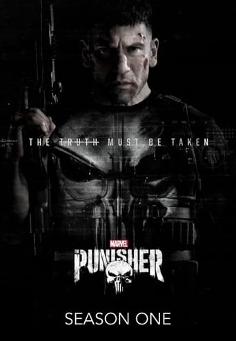 Baudėjas / The Punisher (2017) 1 Sezonas