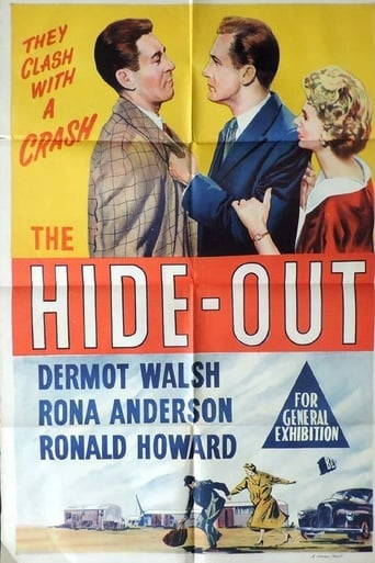 Poster of The Hide-Out