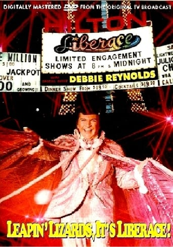 Poster of Leapin' Lizards, It's Liberace!