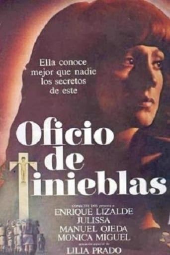 Watch Oficio de tinieblas full movie online 1337x