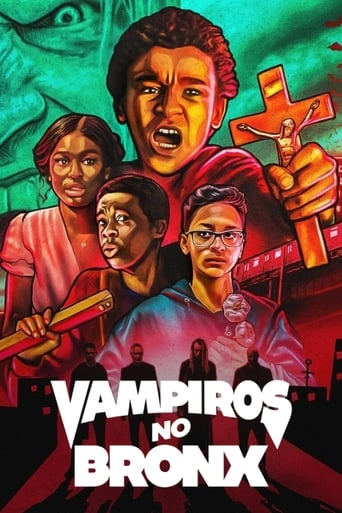 Vampires vs. the Bronx Torrent (2020) Dual Áudio 5.1 / Dublado WEB-DL 1080p FULL HD – Download