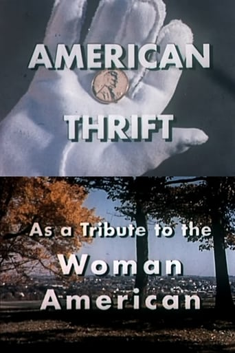 """Watch American Thrift: An Expansive Tribute to the """"Woman American"""" Online Free Putlocker"""