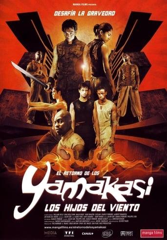 Poster of El retorno de los Yamakasi, los hijos del viento