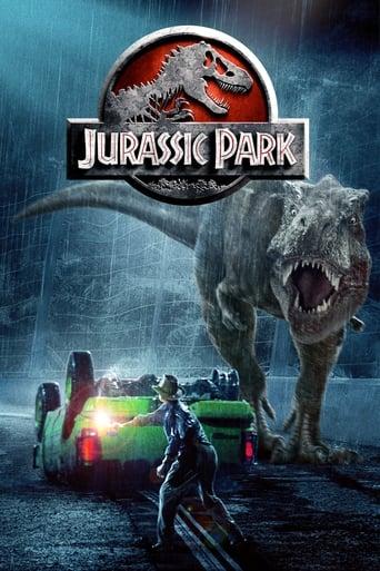Jurassic Park: O Parque dos Dinossauros - Poster