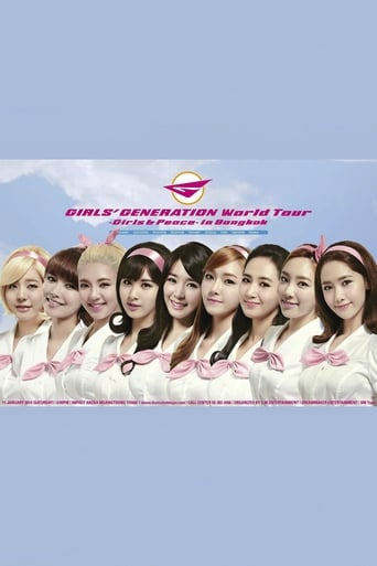 Poster of GIRLS' GENERATION World Tour ~Girls & Peace~ in Seoul
