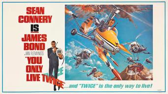 Живеш тільки двічі (1967)