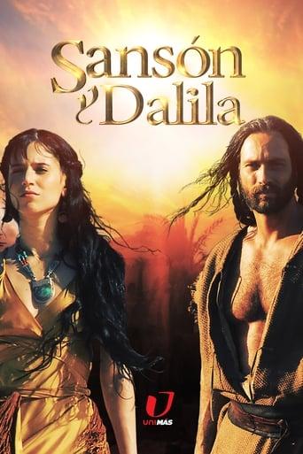 Poster Sansón y Dalila