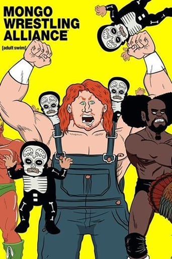 Poster of Mongo Wrestling Alliance