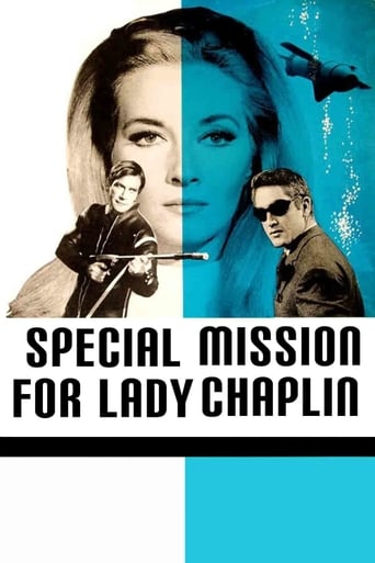 Poster of Special Mission Lady Chaplin