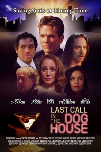 Poster Last Call in the Dog House