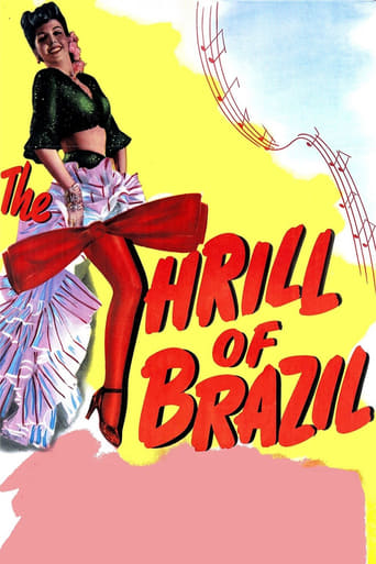 Poster of The Thrill of Brazil