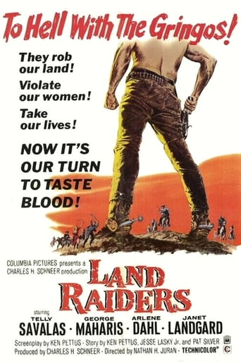 Poster of Land Raiders
