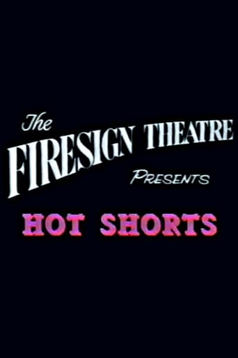 Poster of Firesign Theatre Presents 'Hot Shorts'