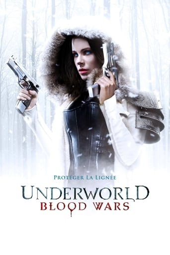 Poster of Underworld : Blood Wars