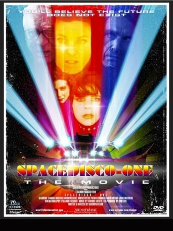 Poster of SpaceDisco One