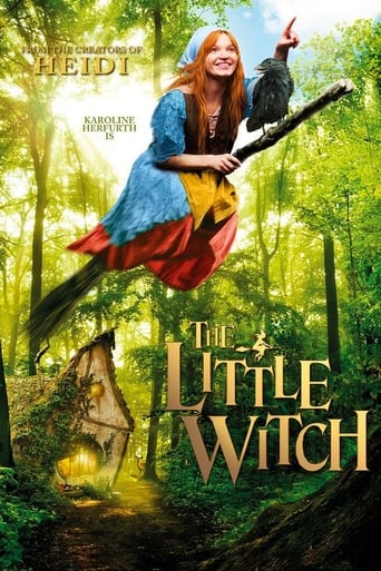 The Little Witch Poster