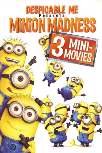 Poster of Despicable Me Presents: Minion Madness