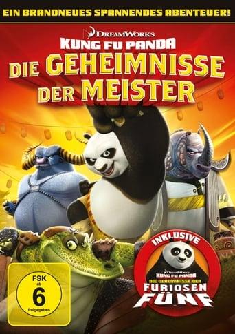 Kung Fu Panda: Die Geheimnisse der Meister - Animation / 2012 / ab 6 Jahre