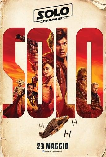 Cartoni animati Solo: A Star Wars Story - Solo: A Star Wars Story