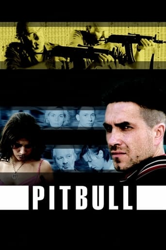 Pitbull Movie Poster