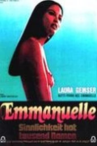 Emanuelle and the Erotic Nights poster