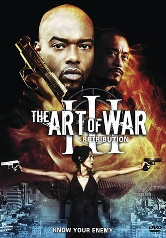 Poster of The Art of War III: Retribution