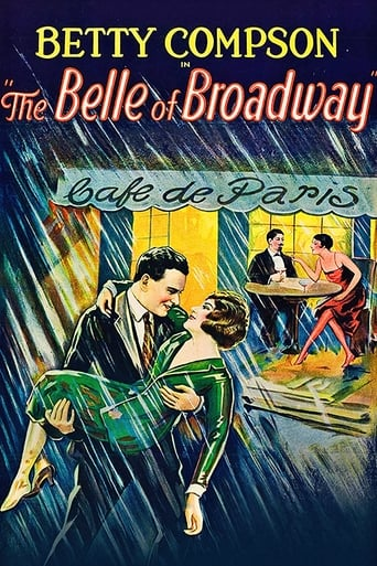 Poster of The Belle of Broadway