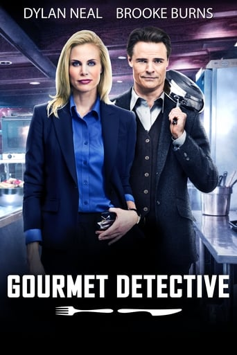 Poster of Gourmet Detective